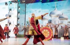 Ансамбль имени Файзи Гаскарова завершил серию юбилейных концертов в Уфе