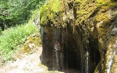Водопад Шумиловский