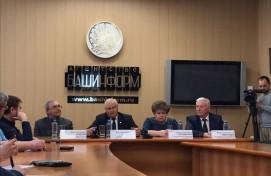 В ИА «Башинформ» состоялась пресс-конференция, посвященная V Съезду РОО «Собор русских Башкортостана»