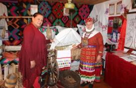 В Кармаскалинском районе состоялось открытие семейного музея семьи Степановых