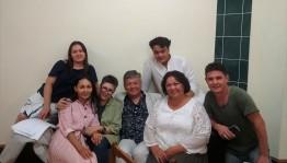 В Башдрамтеатре прошла читка пьесы «Белое облако Чингисхана» Елены Баранчиковой